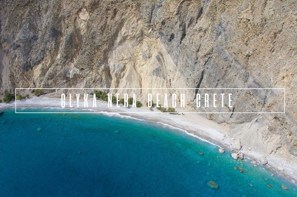 Glyka Nera Beach Crete
