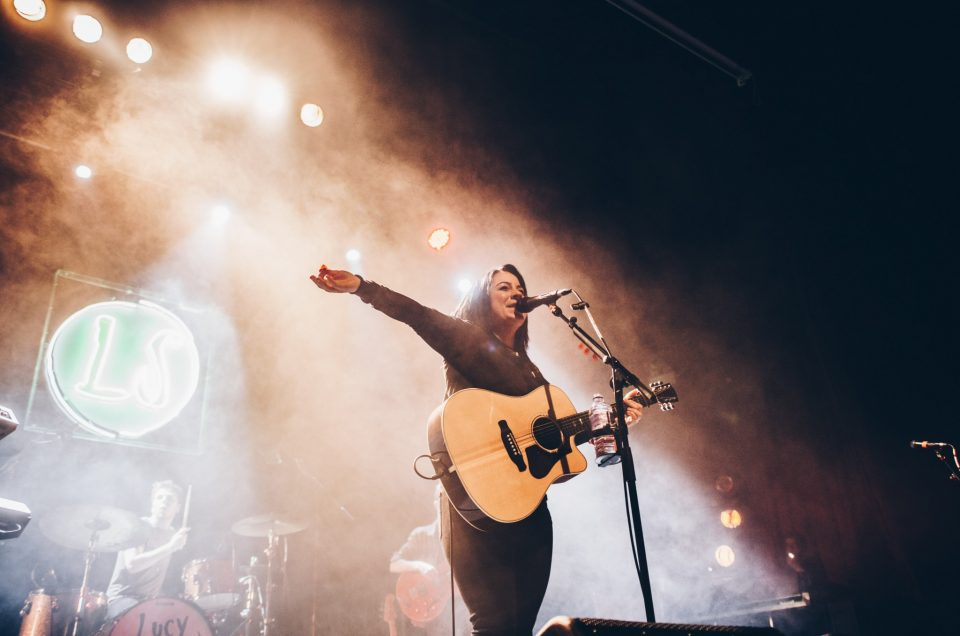 Lucy Spraggan & The Dunwells – Ritz