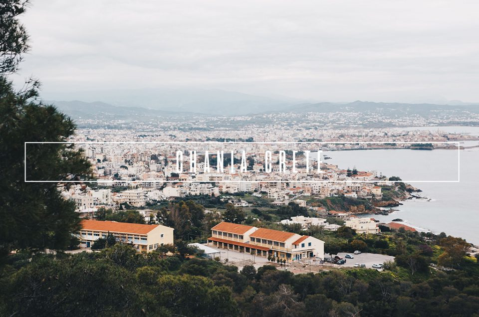 Exploring Chania Crete