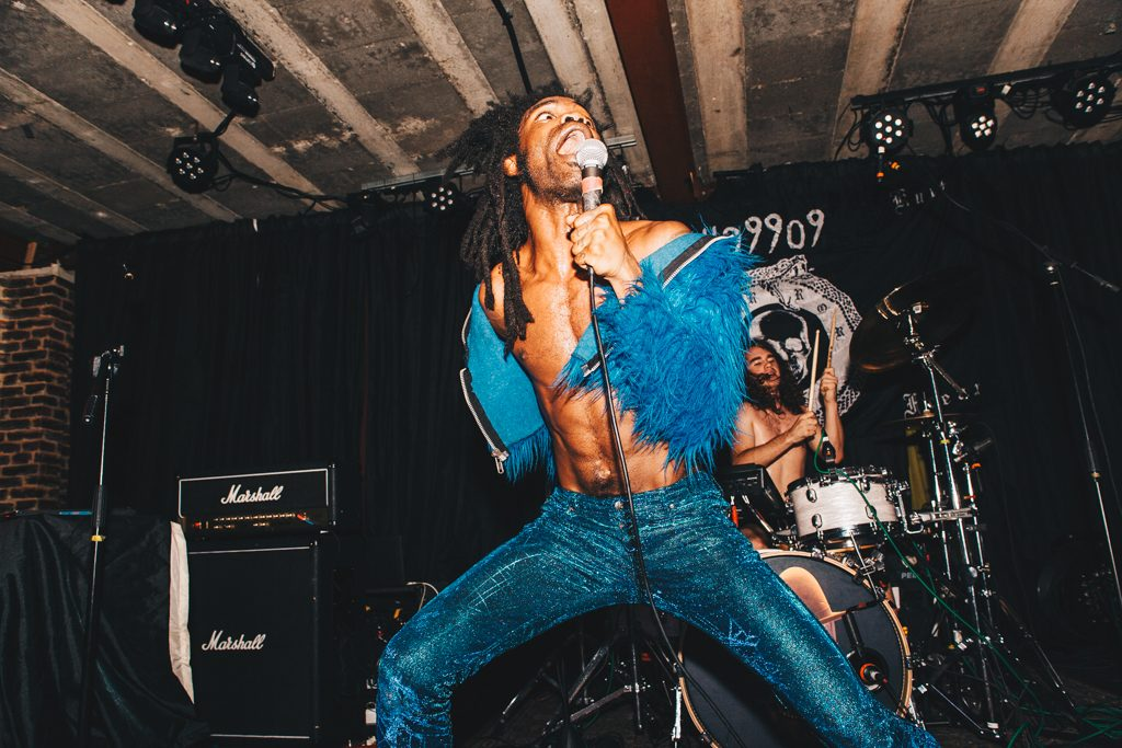 Manchester London Music Photographer Ho99o9 Rebellion Manchester