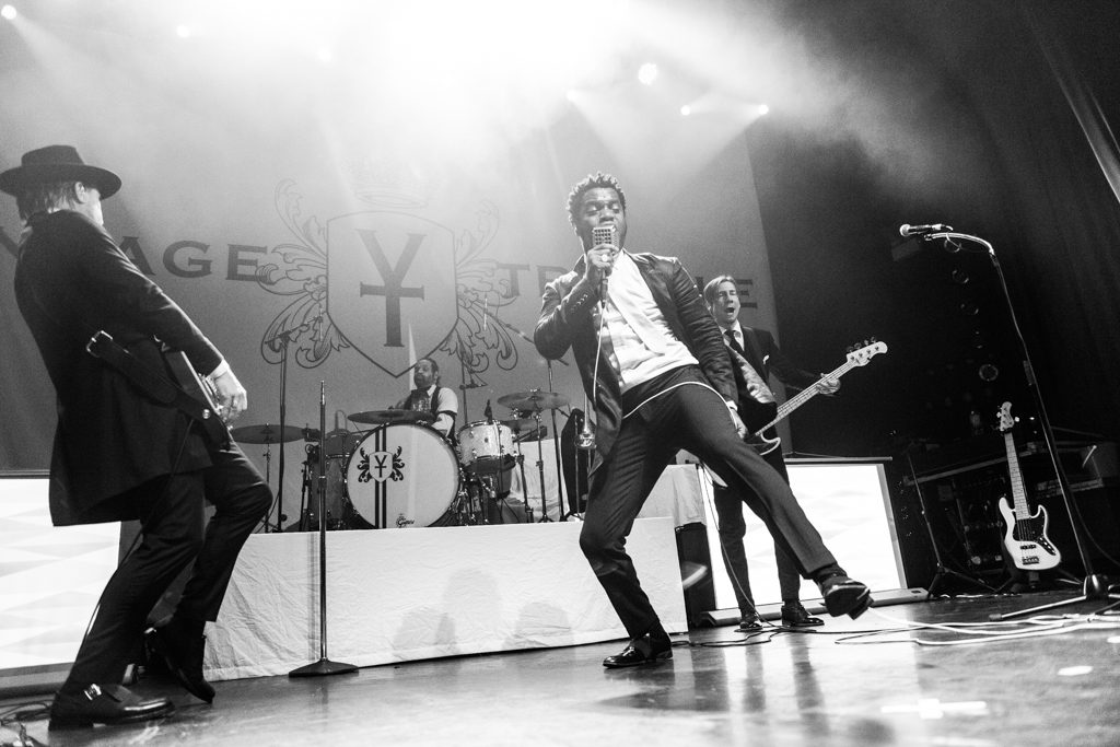 Manchester London Music Photographer Vintage Trouble O2 Ritz