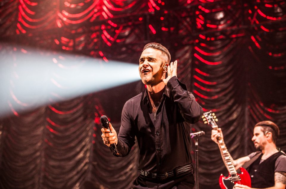 Key 103 Christmas Live 2016 – Robbie Williams, JP Cooper, Busted & More