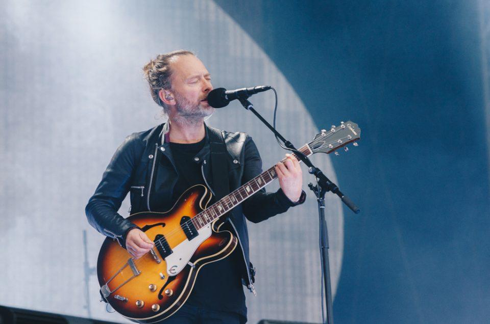 Radiohead – Emirates Old Trafford