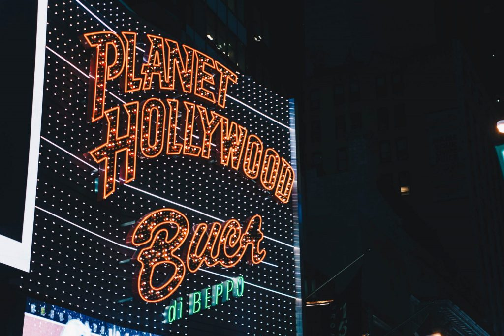 Planet Hollywood NYC