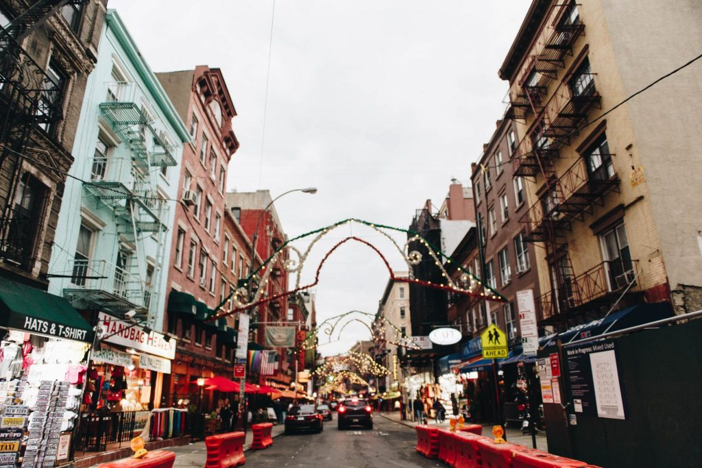 Little Italy NYC