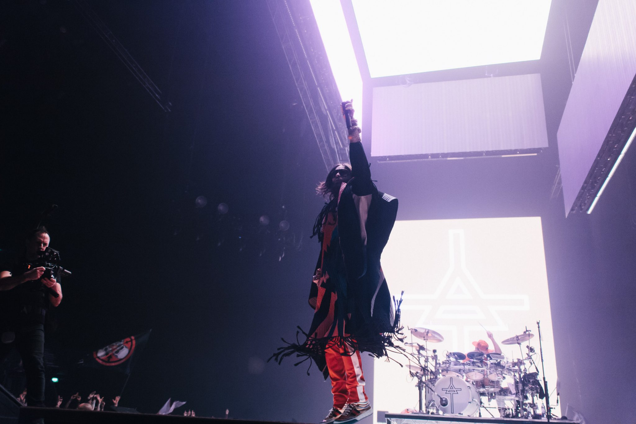 manchester london music photographer 30 seconds to mars monlolith tour