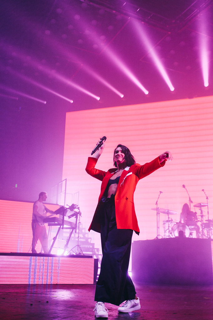 dua lipa o2 apollo manchester london music photographer