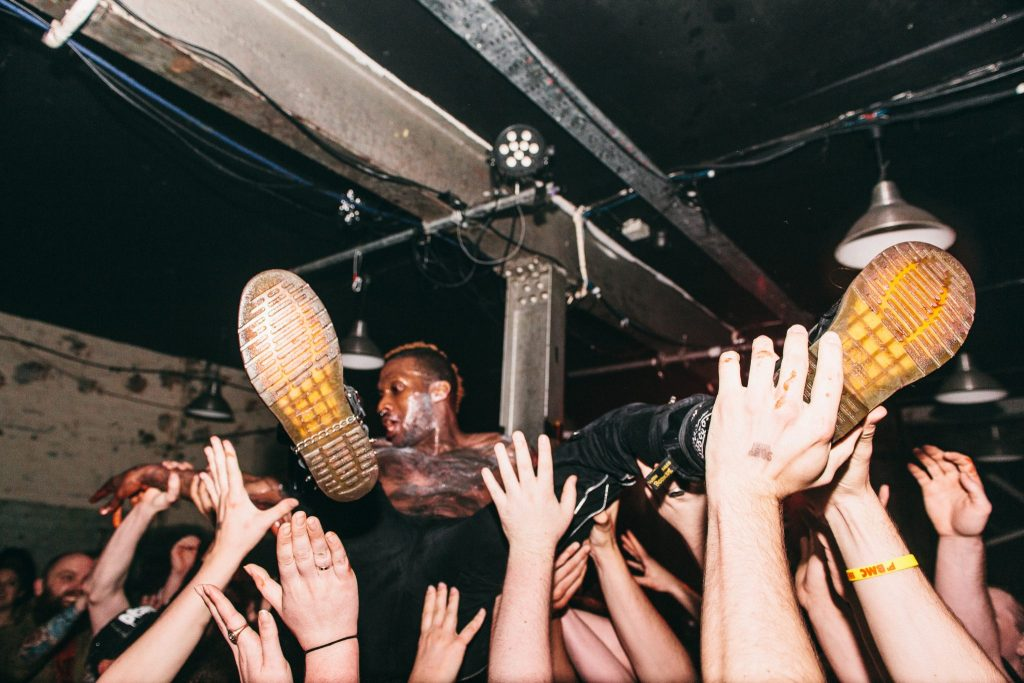 ho99o9 soup kitchen manchester