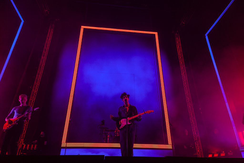 manchester london music photographer the 1975 manchester arena 2019