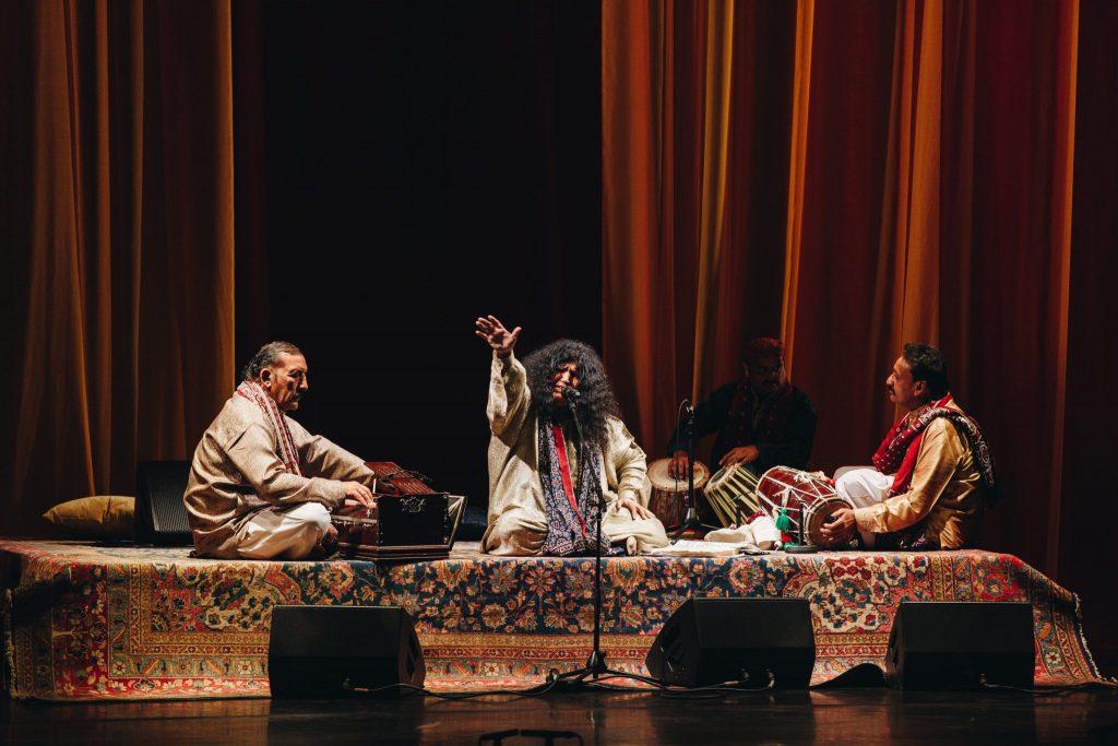 Nahid Siddiqui Abida Parveen Manchester International Festival 2019