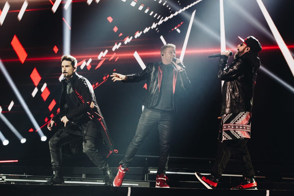 Backstreet Boys DNA World Tour Manchester Arena
