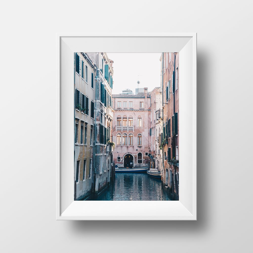 manchester print venice italy print